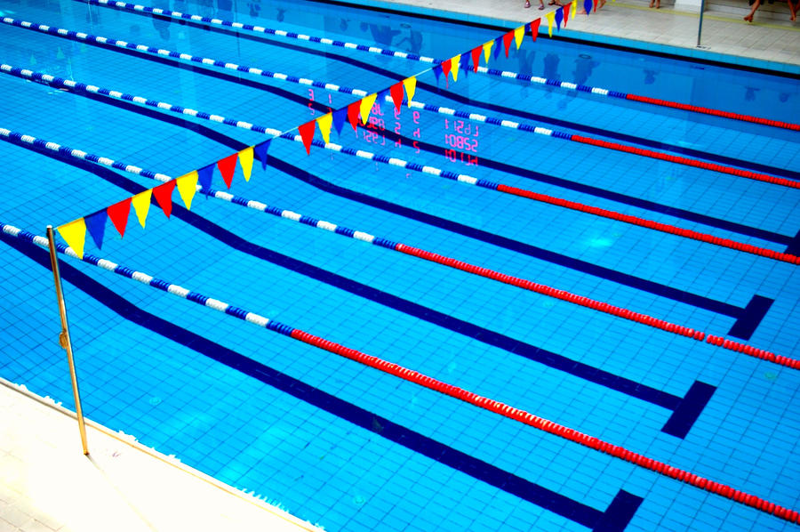 pool lane lines by turquoise truck on deviantart