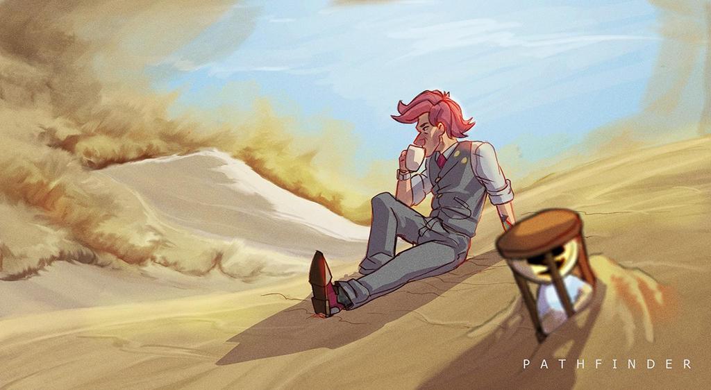 Pathfinder by ThinusvanRooyen