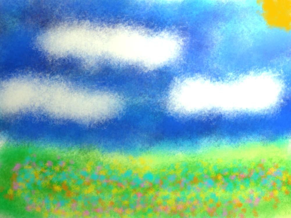 Calm Pastoral by Tanglemorph-wanderer