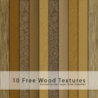 Freebie: Wood Texture Pack by emperorwarion