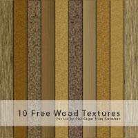 Freebie: Wood Texture Pack by emperorwarion