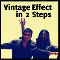 Quick tip: Vintage Effect by emperorwarion