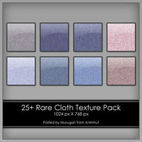 Freebie: Cloth texture pack by emperorwarion