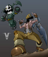Ghoul and Syrus