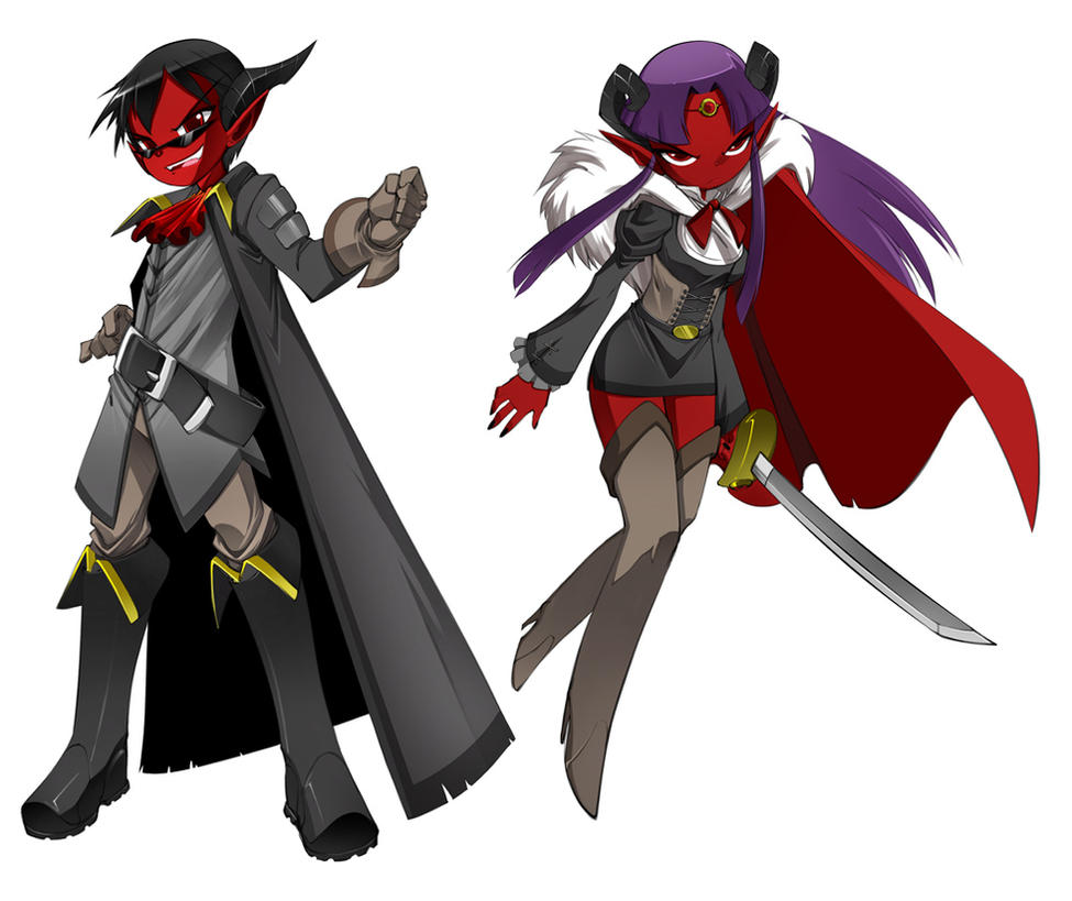 Red Pirates by bleedman