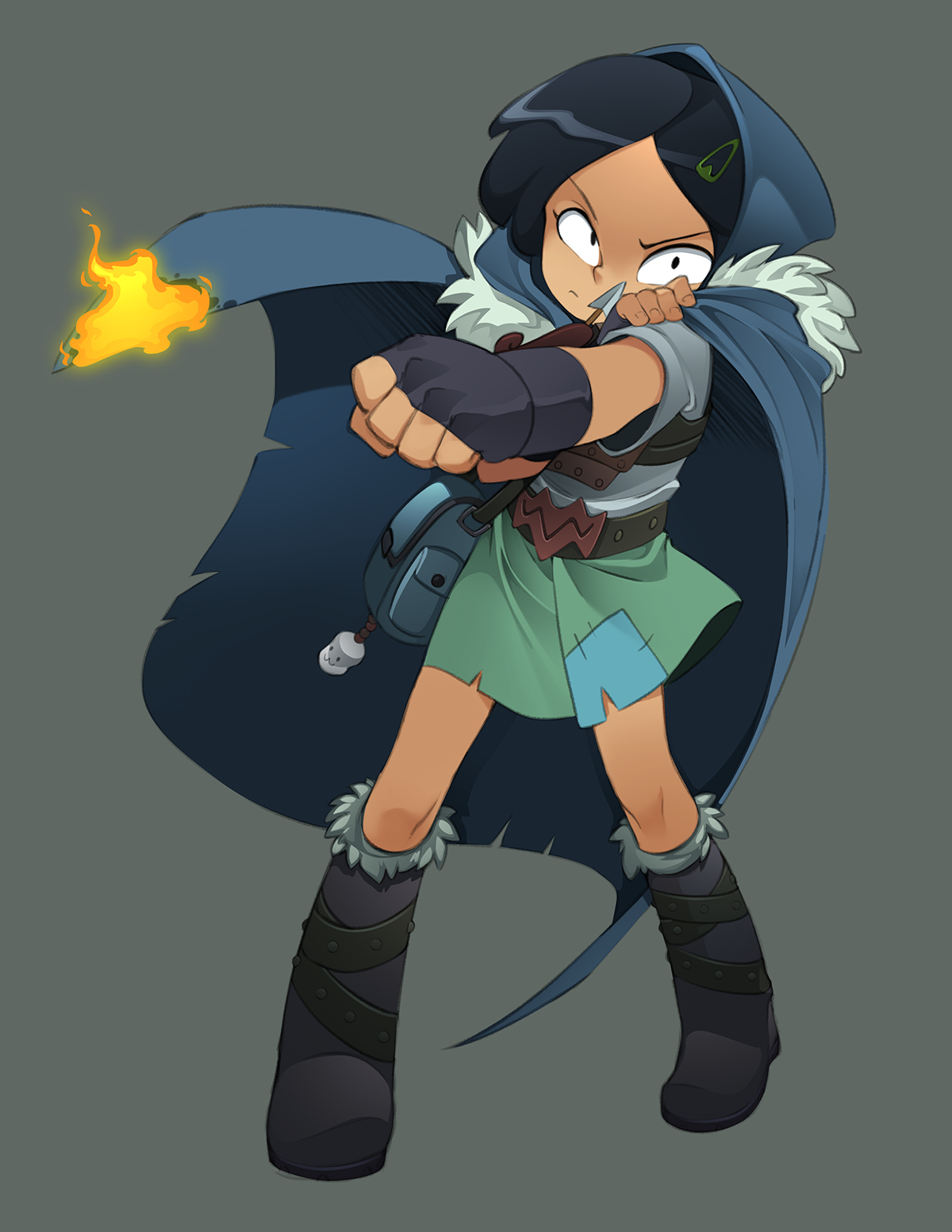 Marcy Official Look