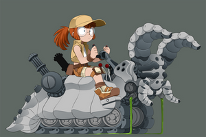 Metal Slug Super Vehicle