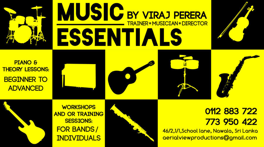 Music essentials business card by neondimension on deviantart music essentials business card by neondimension colourmoves