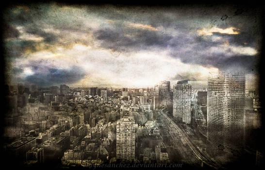 Tokyo in Ruins