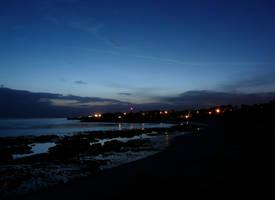 Night Swimming by YouriKane