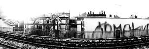 Half Train by YouriKane