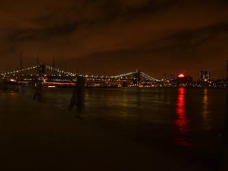 Under the bridge by YouriKane