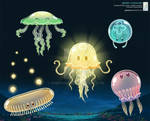 Diver Dogs: Jellyfish