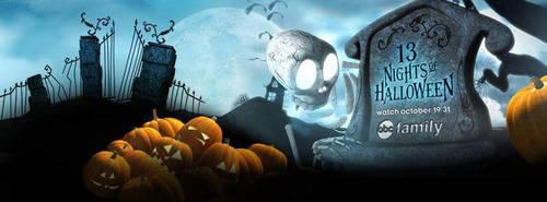 13 Nights Of Halloween. by spyrofuckingcynder