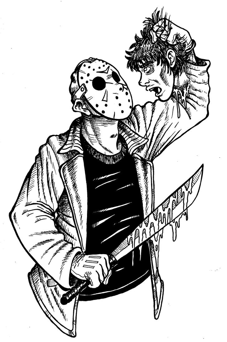 His Name is Jason by rabbitmaskedman