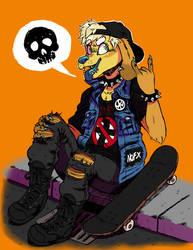 90s punk brat
