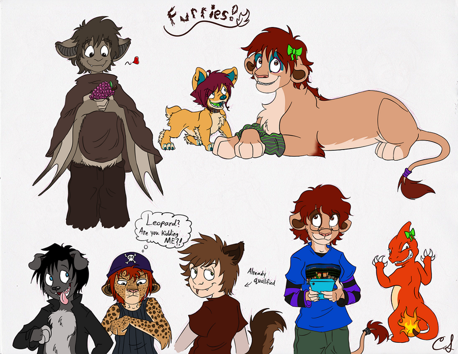 how to draw furries deviantart