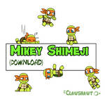 Mikey Shimeji (Download!)