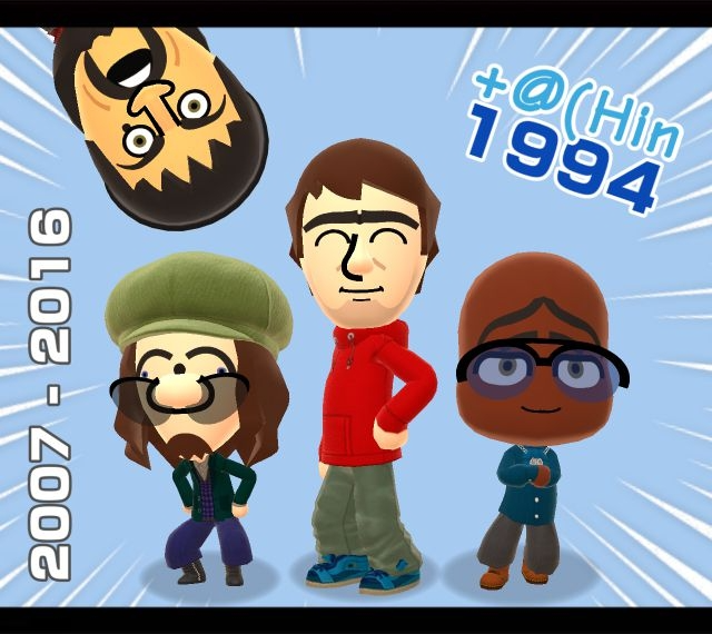 A Miitomo tribute by tachin