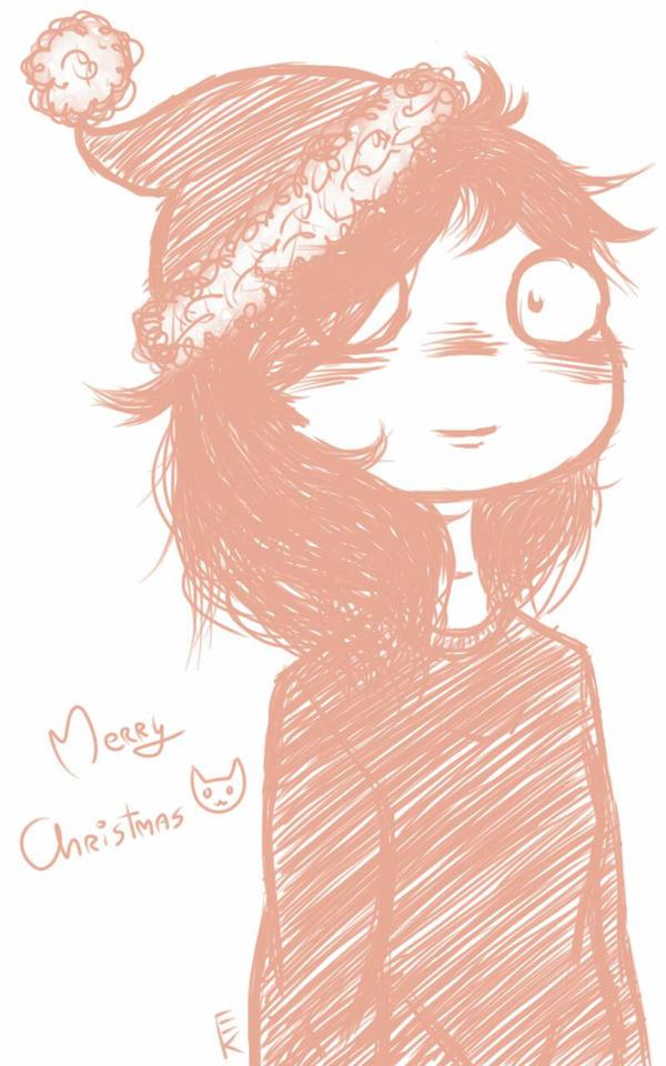 MerryChristmas by EmilianaYomi