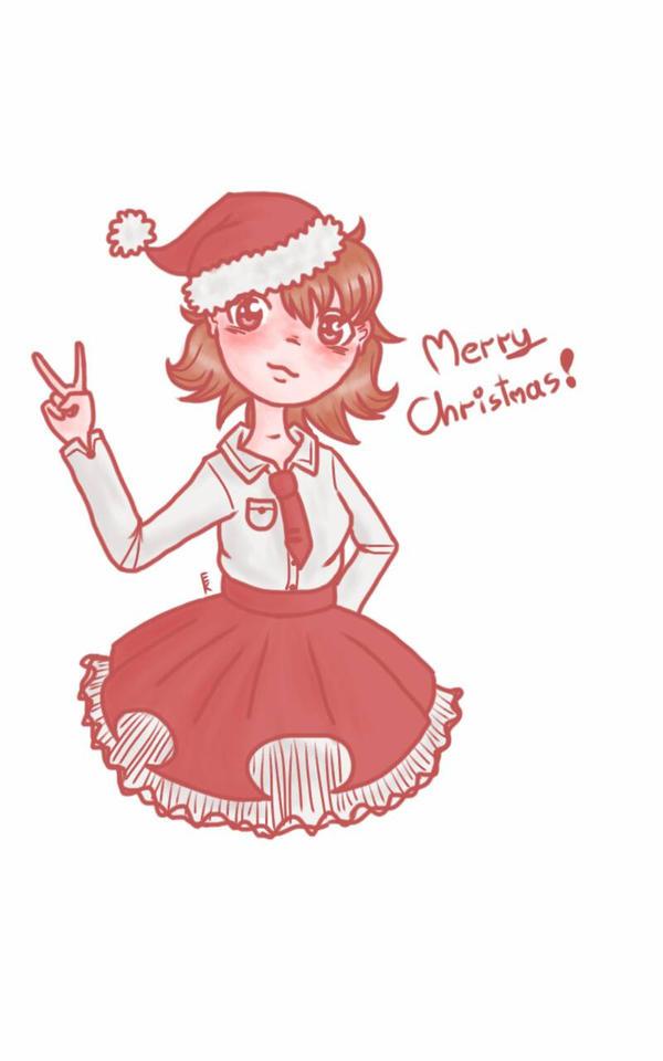 MerryChristmas2 by EmilianaYomi