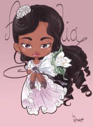 Amalia [Birthday Gift] by Athelynge
