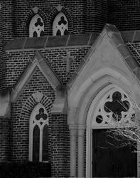 Entrances to Abbey