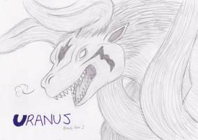 Uranus the Chimera RAWR by Boltonartist