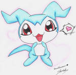 DemiVeemon wuvs you