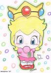 Baby Princess Peach