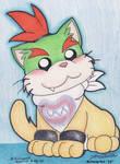 Bowser jr Kitty