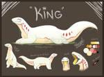 King the Glaurex ref