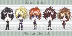 Alice Nine join this picnic