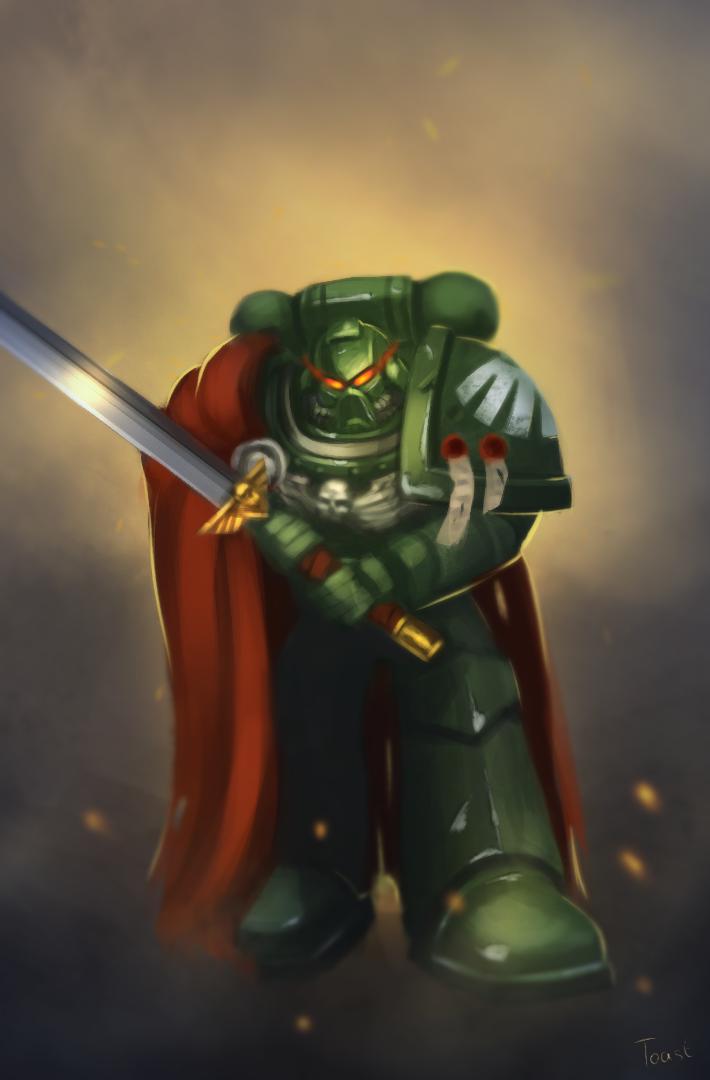 Warhammer: dark angel by LoastToast