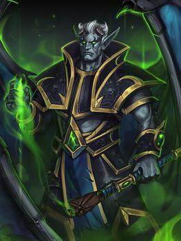 Khadgar Dreadlord