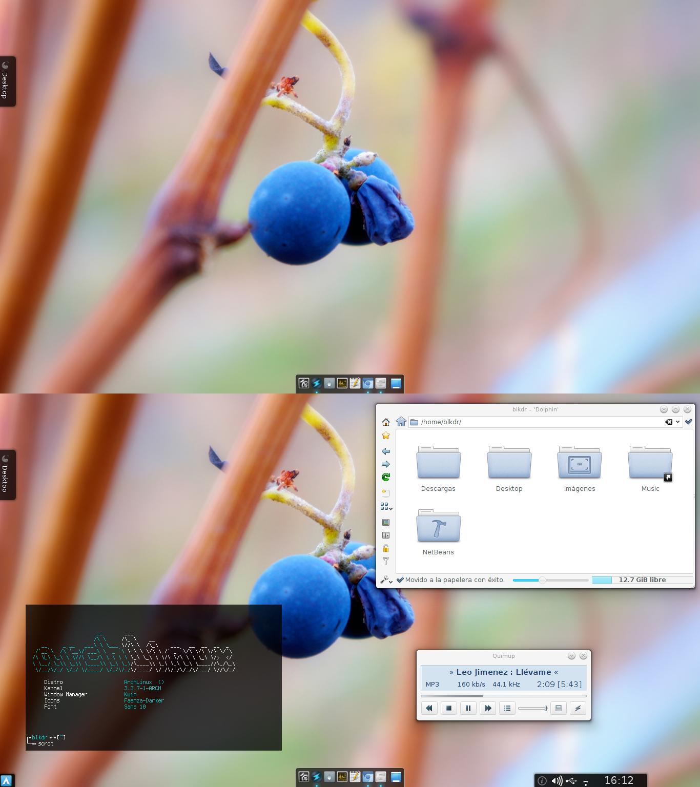 Friday Screenshot by blkdr