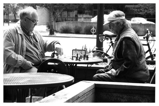 Chessmasters