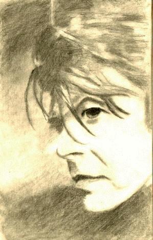 David Bowie by UnionJacked