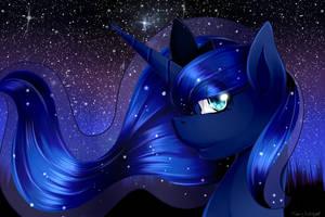 Princess Luna by Twigileia