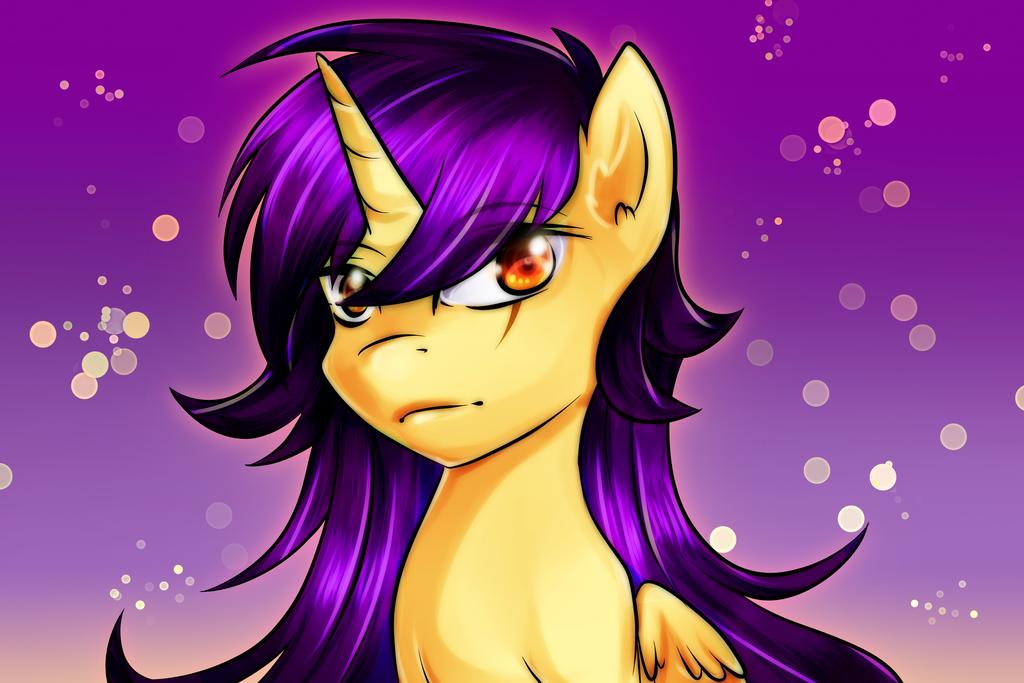 U r a horse by Twigileia