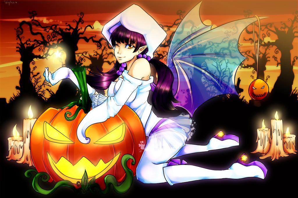 Happy Halloween! by Twigileia on DeviantArt