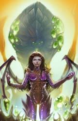 [Starcraft] Kerrigan and Abathur