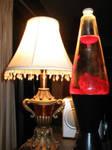lava. lamp.