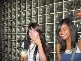 Jessika and Erica
