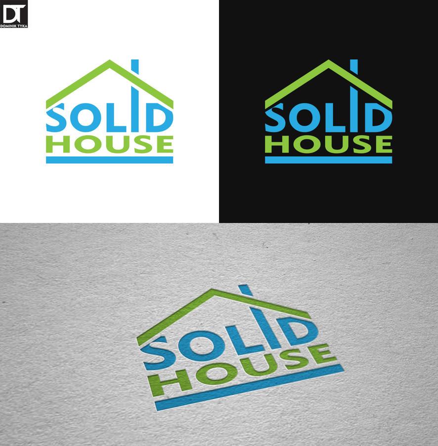 Logo- Solid House by artdigitalazax