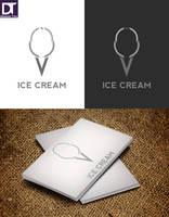 Logo- Ice Cream by artdigitalazax