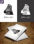 Logo- Zebra Art