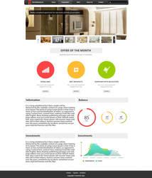 Layout - E Architecture by artdigitalazax