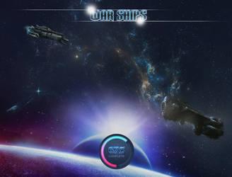 Loading Page - War Ships by artdigitalazax