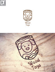 Logo - Wood Toys
